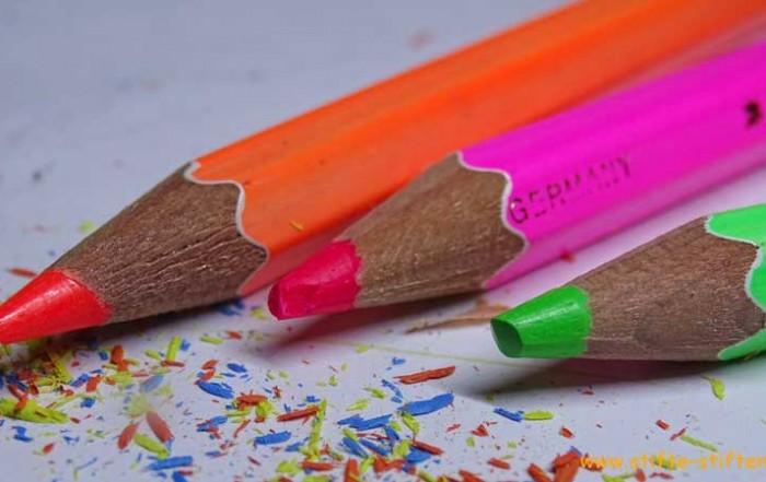 Buntstifte sammeln, schenken, spenden mit Stifte stiften