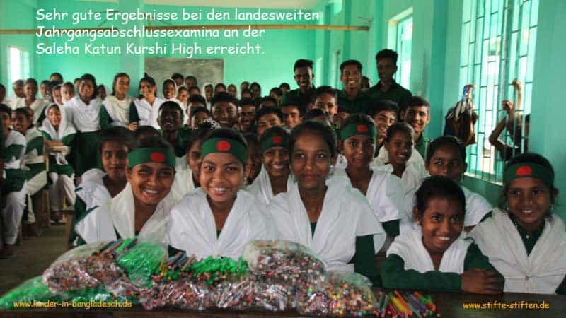 Die Kinder in Bangaldesh