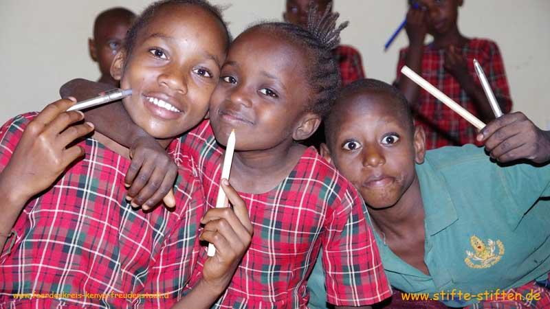 Die Straßenkinder in Kenia