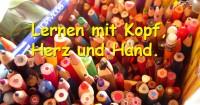 Soziales Lernen an der Schule mit Stifte stiften