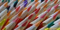 Stifte stiften sammeln im Thema Nachhaltigkeit