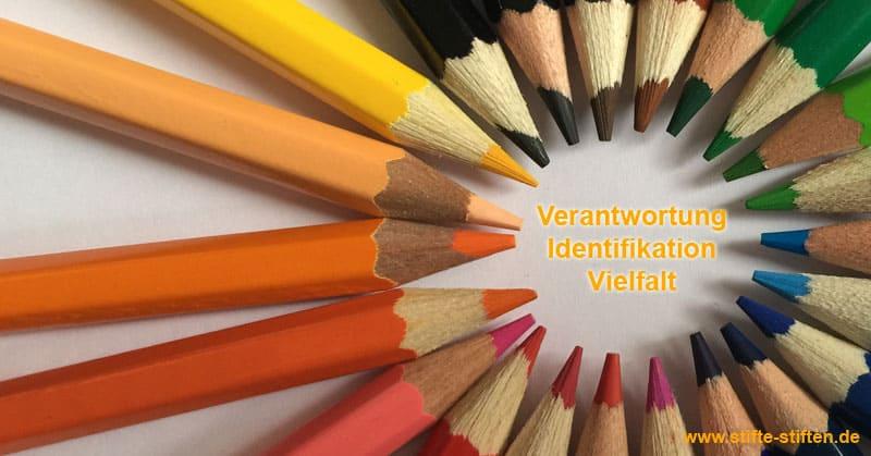 Stifte stiften - Verantwortung – Identifikation – Vielfalt an der Philipp-Reis-Schule
