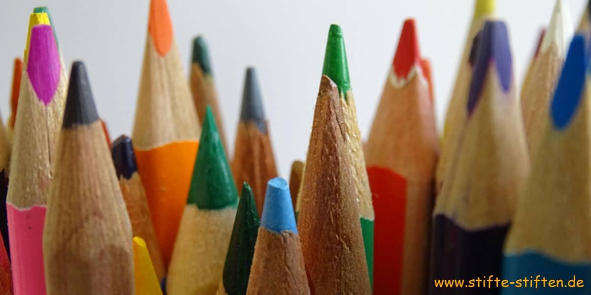 Grundschule sammelt Stifte