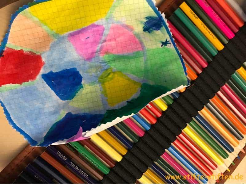 Buntstifte der Grundschüler Baden-Oos